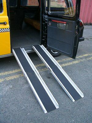 Taxi Wheelchair Scooter Ramps
