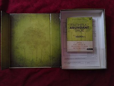Beth Moore Faithful Abundant True  Full  Set In Original Box