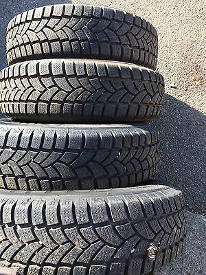 Ford Transit Wheels And Tyres 215/75R16C
