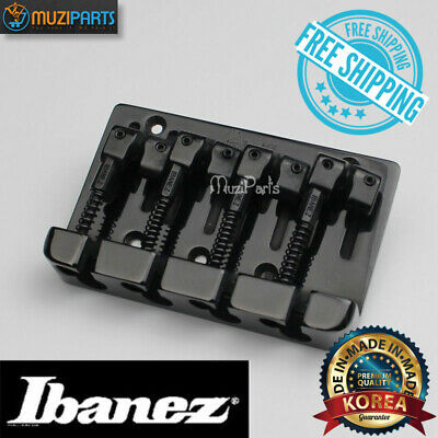 New Ibanez 4 String Electric Bass Guitar Bridge - Ibanez U.S.Pat.6133515(Chrome)