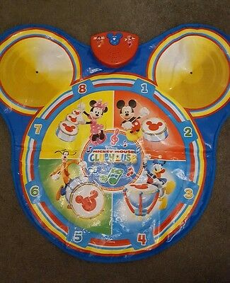 Mickey Mouse Musical Mat Toy Sound Baby
