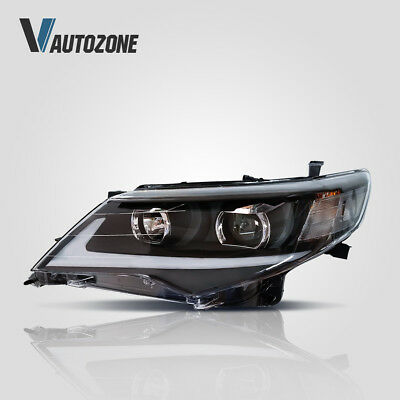 FOR TOYOTA CAMRY LED Headlights 2012-2014 Assembly Signal+