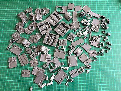 Warhammer 40K vehicle spare bits and parts