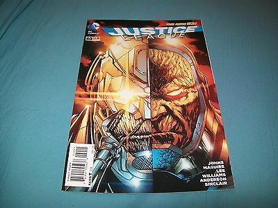 Justice League 40 1St Appearance Grail Darkseid Daughter 1St Print Nice!