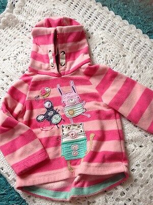 Next Girls Hoodie 2-3 Years
