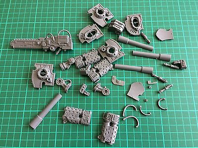 Warhammer Imperial Knight spare parts