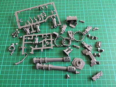 Warhammer 40K Imperial Guard parts