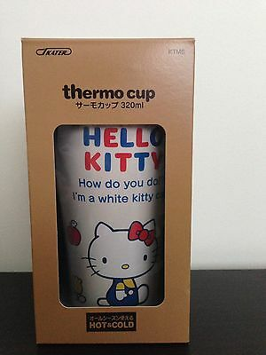 * Brand New * Hello Kitty Thermo Cup 320ml