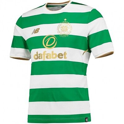 New Celtic Home Football Shirt 2017 2018 SIZE LARGE