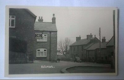 Holbrook Derbys with the old Greyhound Inn