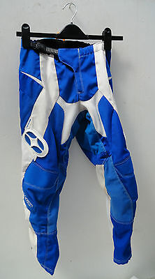 No Fear MX NF Motocross Jeans Trousers Size 26
