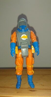 Palitoy ACTION FORCE figure -SPACE FORCE SECURITY TROOPER - Vintage 80s TOY