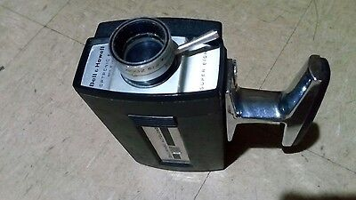 Bell & Howell vintage super eight video camera 8429