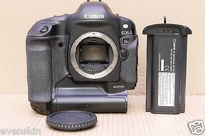 Canon EOS 1Ds 11.1MP Digital SLR Camera - Black (Body Only) #7253