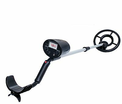 Visua Lightweight Discriminating Metal Detector Easy To Use  FREE DELIVERY