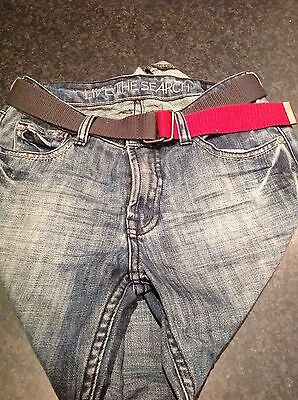 Boys Size 10 Rip curl Jeans