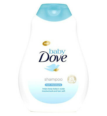 Baby Dove Rich Moisture Shampoo 400ml