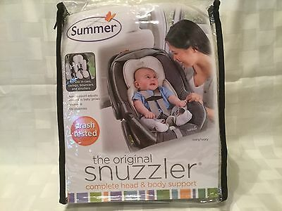 Summer Infant Snuzzler Head and Body Support for Car Seats, Swings, Bouncers E2
