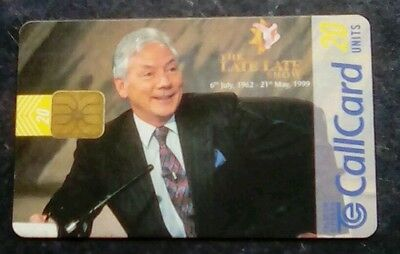 Late late show callcard gay Byrne