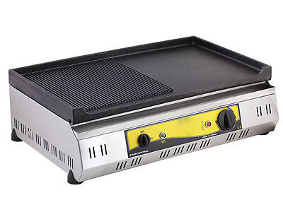 "28"" LPG Commercial Flat Top Restaurant Griddle Countertop Propane Grill 70 CM"