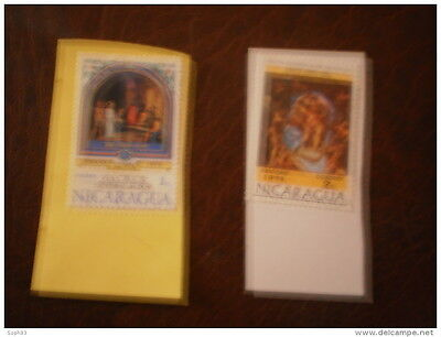 Timbres NICARAGUA neufs