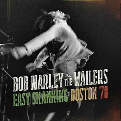 BOB MARLEY ~ EASY SKANKING IN BOSTON '78 ~ 2 x VINYL LP plus MP3 ~ *NEW/SEALED*