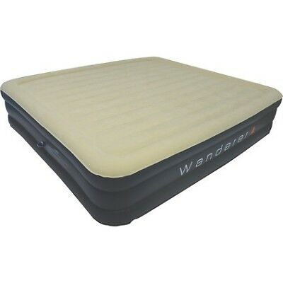 Wanderer Premium Double High King Size Airbed
