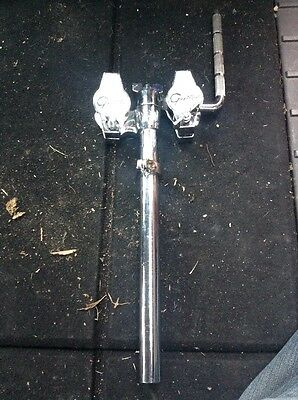Free P&P. Genuine Gretsch Tom Arm for Drum kit. Mount Holder Stem