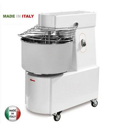 EX-DISPLAY  40 Litre Spiral Dough Mixer Commercial Catering Kitchen