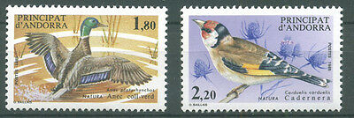 timbres neufs Andorre YT 342 - 343**