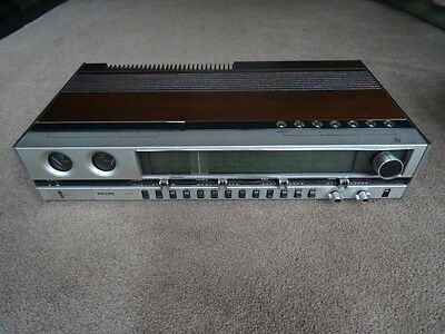 Vintage Philips 22RH720/15Z Receiver (faulty)