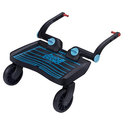 New Lascal Mini Buggyboard with Universal Connectors - Blue