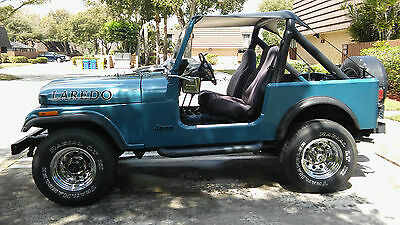 1985 Jeep Other Base Sport Utility 2-Door 1985 Jeep CJ7 Base Sport Utility 2-Door 4.2L