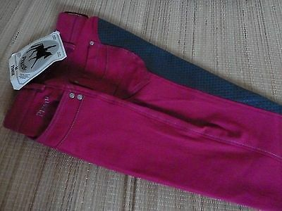 Pikeur Breeches ladies Stacey GRIP D38  US26 GB24  UK10  Gorgeous -RRP £165