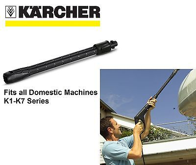 Karcher Pressure Washer Extension Lance Fits All Domestic Models K2 K3 K4 K5 K7