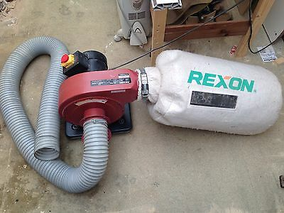 Rexon Dust Collector