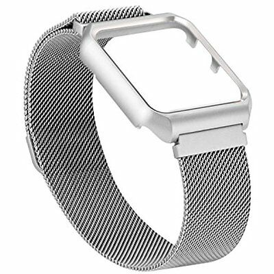 Amzelas Replacement Band Strap For Apple Watch 38mm Series 1 Series 2 Sport All