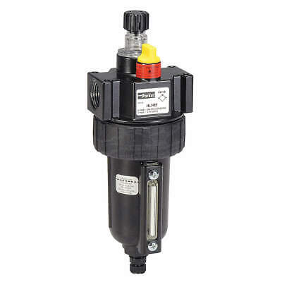 PARKER Air Line Lubricator,3/4In,90 cfm,250 psi, 17L44BE