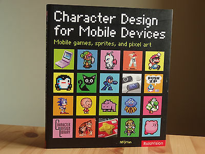 Character Design for Mobile Devices by Nfgman (Paperback, 2006)