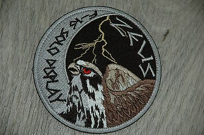 42 different Hellenic Air Force patches (F-16 Fighting Falcon & F-4 Phantom)