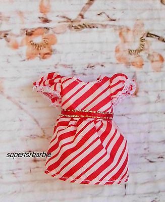 PEPPERMINT Kelly Candy Cane Dress