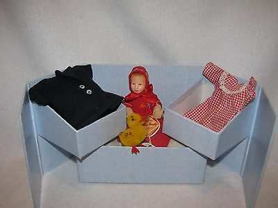 UFDC Kathe Kruse Doll Susi With Display Box & Extras 2004