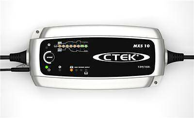 CTEK MXS 10 12V 10A Batterie Charger and Conditioner  MXS10