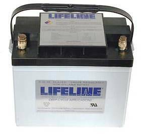 GPL-24T Lifeline AGM Batterie