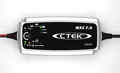 CTEK MXS 7.0 MULTI XS 7000 12V Batterie Charger for Cars, Boats and RVs