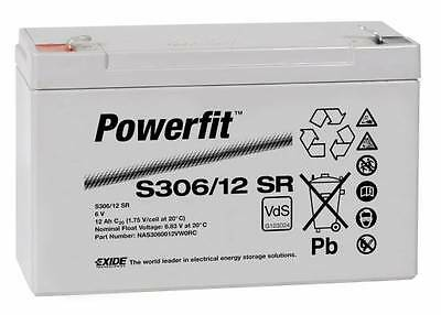 S306/12S Powerfit S300 Network Batterie
