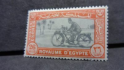 Egypt   1943  26M  Motorcyclist