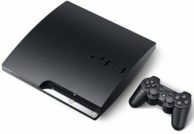 Sony PLAYSTATION 3 PS3 Slim HDMI 120GB + controller wireless incluso