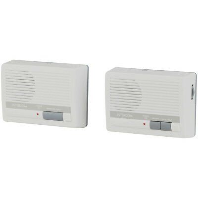 NEW Two Station Wired Intercom AM4310