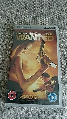 Wanted -*- Psp -*- Umd -*- New And Sealed -*-